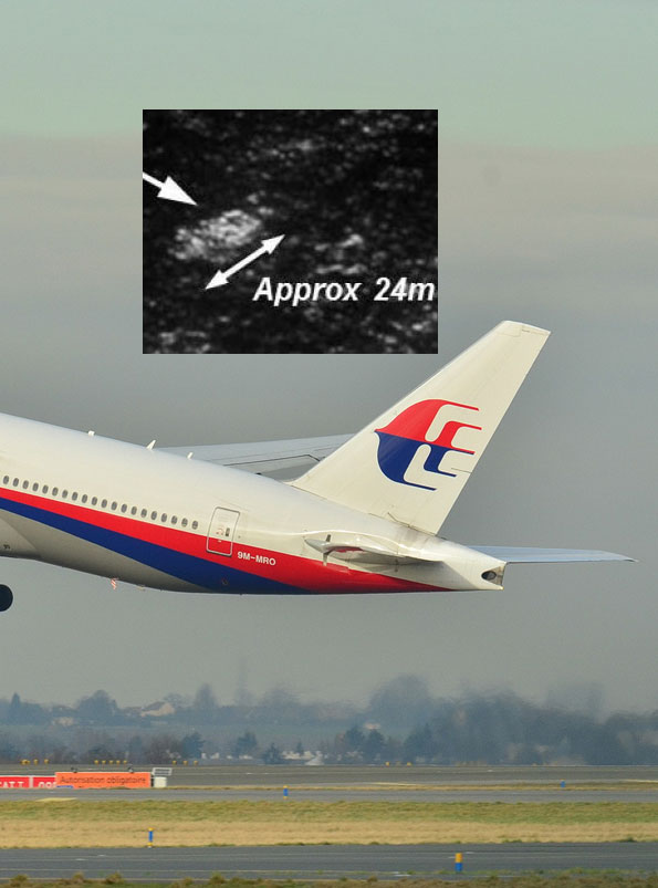 Boeing777-200ER Malaysia Airlines