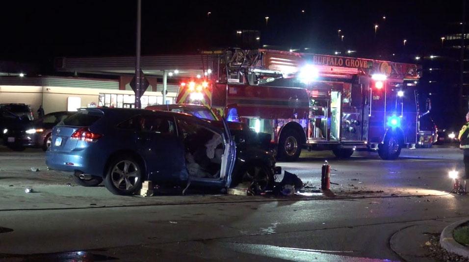 Milwaukee Ave Prague Crash