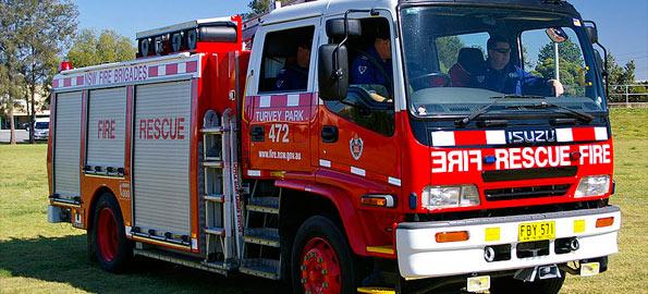 Turvey Park Fire Brigade