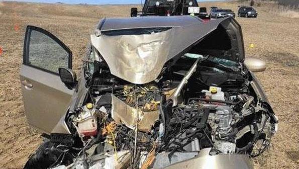 Fatal crash unincorporated Mundelein